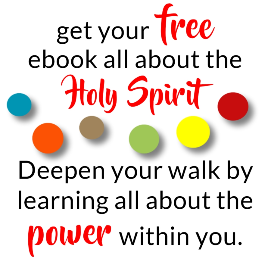 Free Holy Spirit eBook
