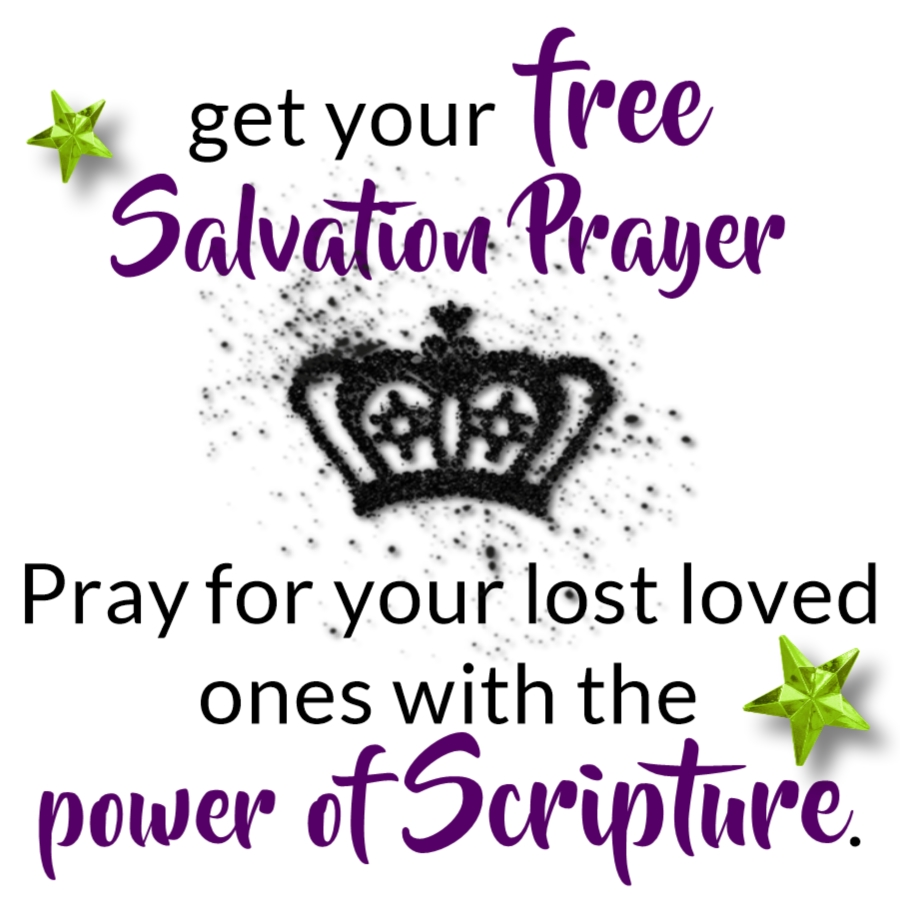 Free Salvation Prayer